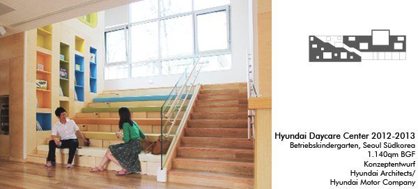 Hyundai Daycare Center Seoul South Korea